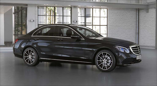 Mercedes C200 Exclusive 2021