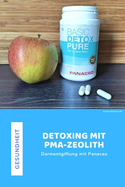 Detox-Kur mit Kapseln von Panaceo