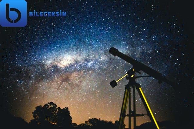 Astronomi ve Uzay Bilimleri Puan Türü Nedir? Kaç Yıllıktır?
