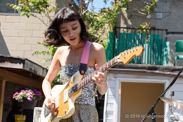 Luna Li at The Royal Mountain Records BBQ at NXNE on June 8, 2019 Photo by John Ordean at One In Ten Words oneintenwords.com toronto indie alternative live music blog concert photography pictures photos nikon d750 camera yyz photographer