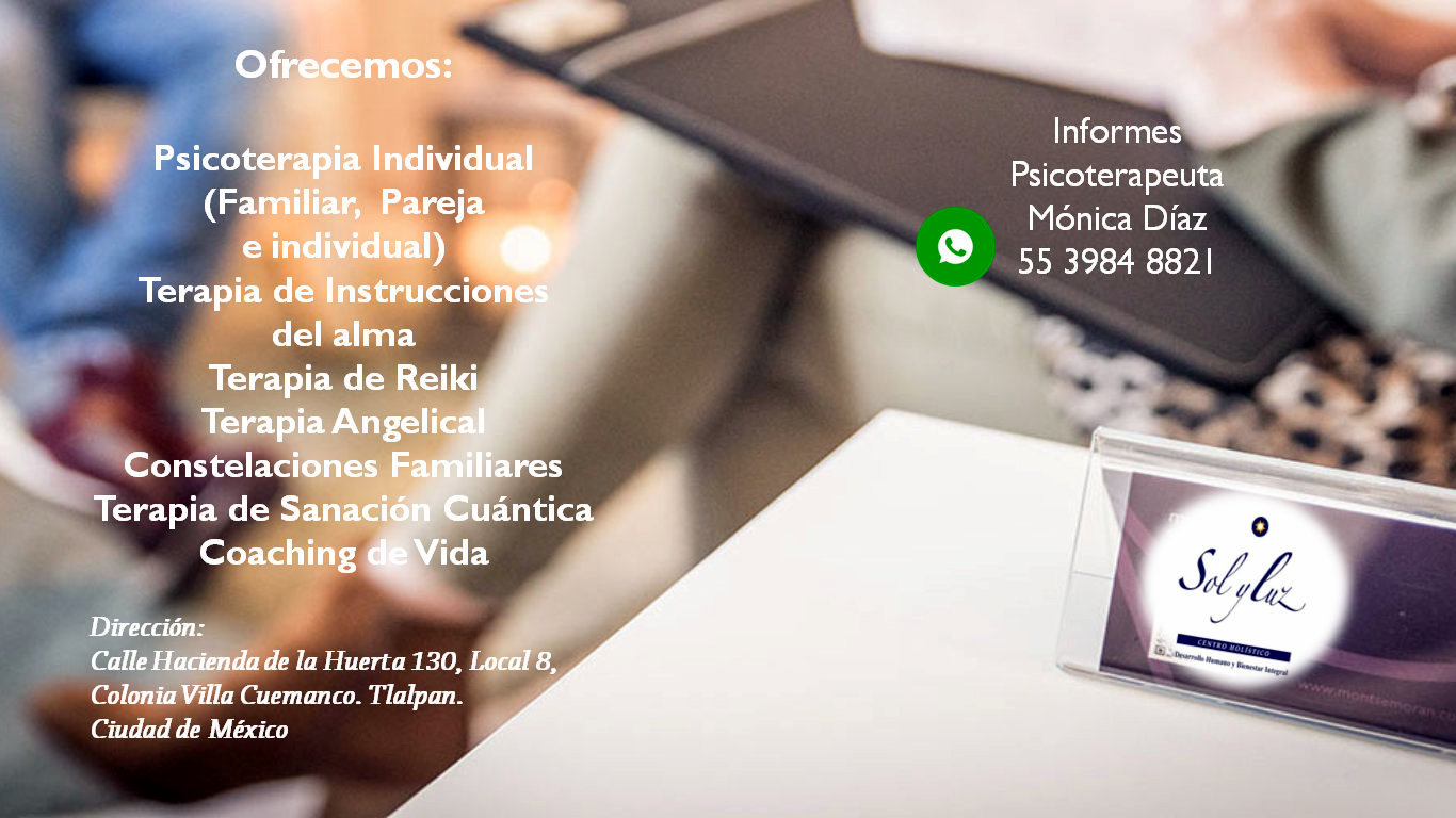 Psicoterapia y Coaching