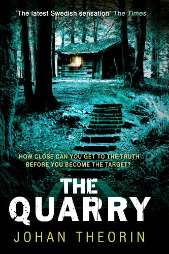 Shade Point: REVIEW The Quarry by Johan Theorin