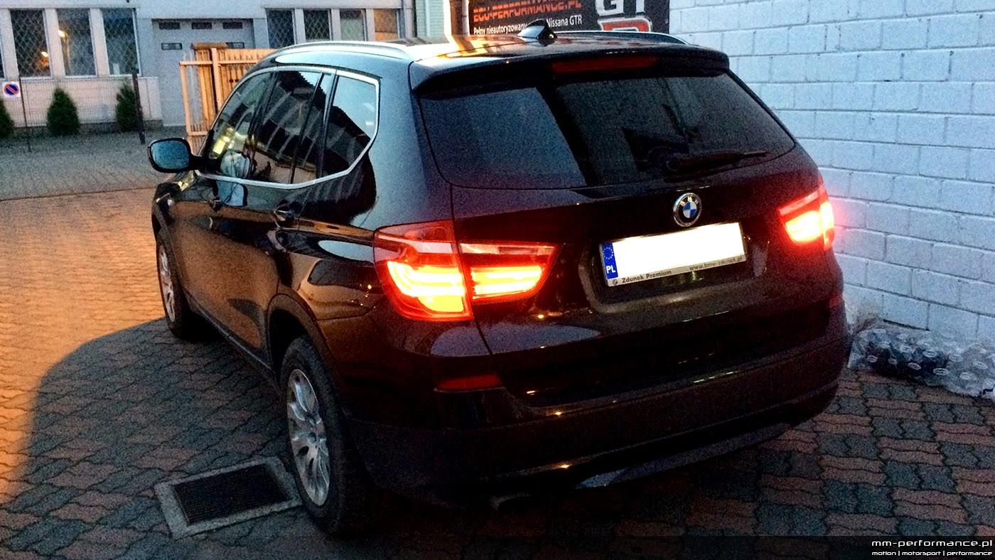 BMW X3 xDrive20d [F25] Hartge Power Box Dyno | MM