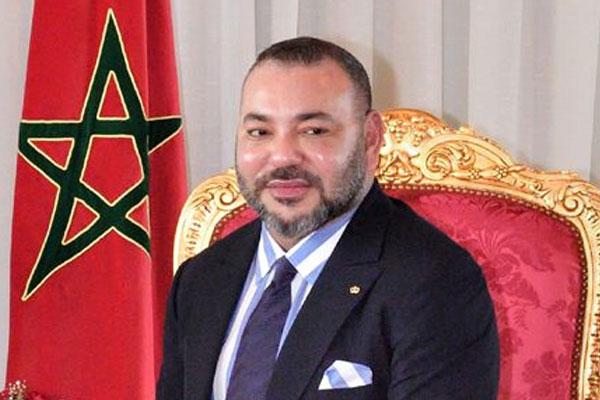 صاحب الجلالة الملك محمد السادس يجري عملية ناجحة