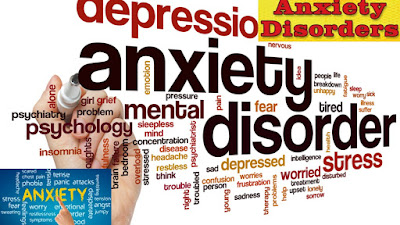 Anxiety and Depression Disorders