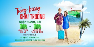Lịch chạy tàu cao tốc Mai Linh Express Cần Thơ - Côn Đảo