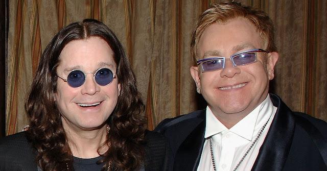 Ozzy Osbourne και Elton John ενώνουν τις φωνές τους σε ένα μυθικό ντουέτο