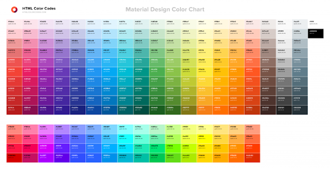 RGB Color Name Hex Code & Decimal Code for HTML
