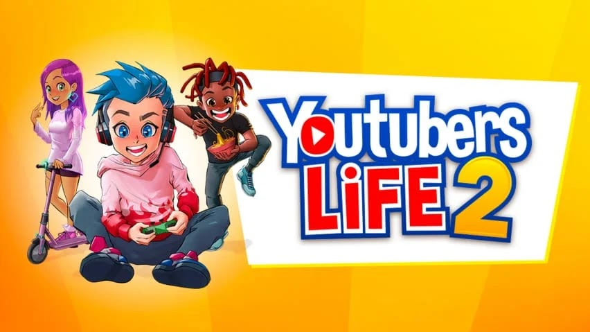 Youtubers Own the World: Brand New 'Youtubers Life 2' Trailer Blows the Game Open as Play Ventures Out Beyond the Bedroom