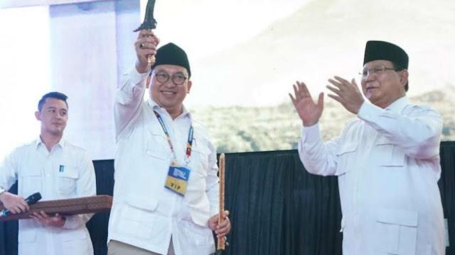 Ternyata, Fadli Zon yang Usulkan Prabowo Jadi Menhan
