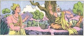 The Cursed Gandharva