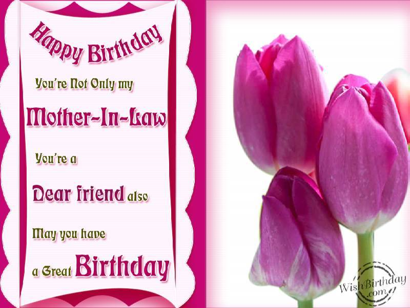 21 happy birthday message for mother in law from daughter images mother in law card messages for mothers day m4hsunfo