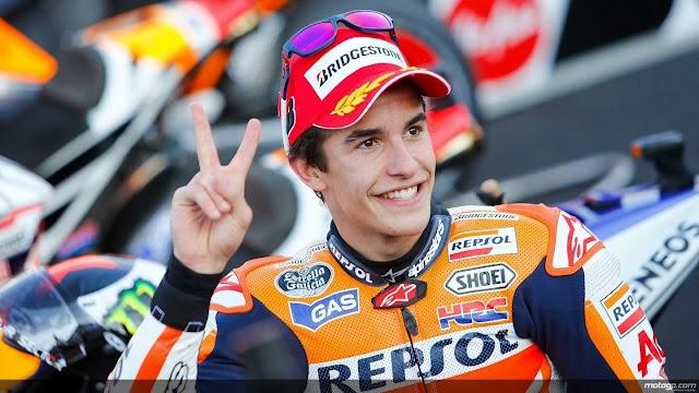 MotoGP Jerman 2016: Marquez memimpin FP3