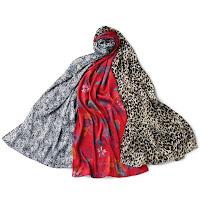 scarf set in avon catalog