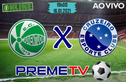 Juventude x Cruzeiro Ao Vivo