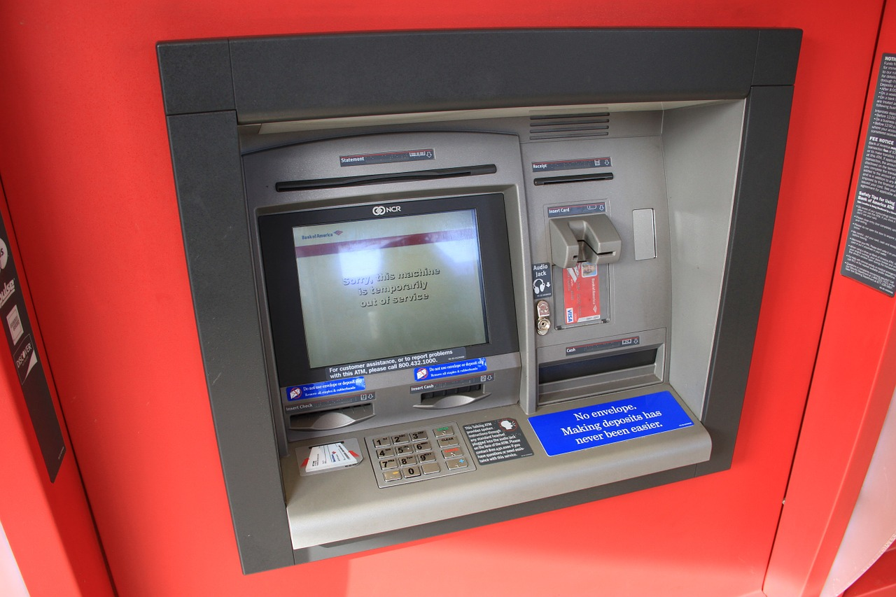 Refurbished ATM Machines