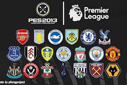 NEW Premier League 2020-2021 Kitpack - PES 2013