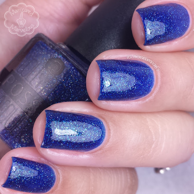 Lollipop Posse Lacquer - Slipping Out of Time