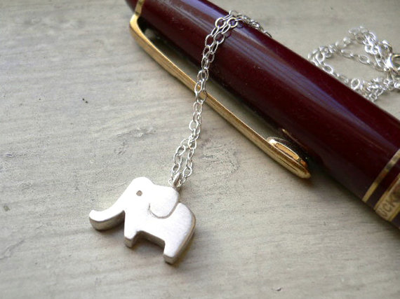 Whimsical Silver Animal Jewelry by Studio Rhino - The Beading Gem's