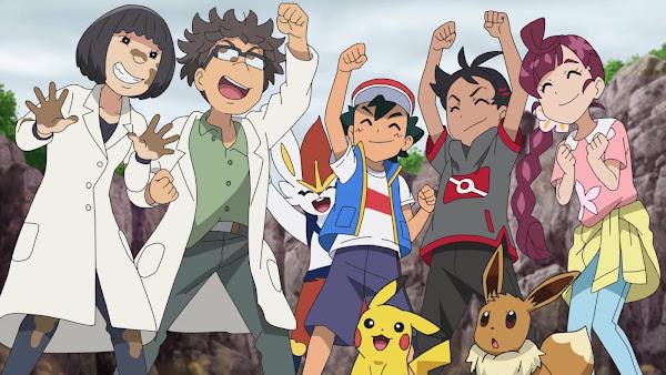 Pokémon viajes maestros capitulo 2