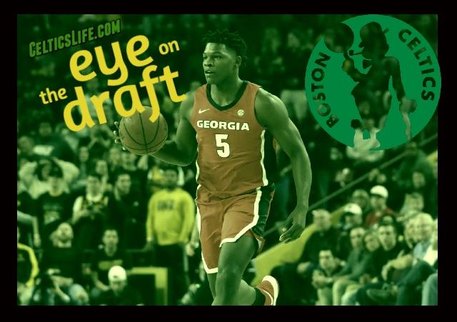 Eye On The Draft Anthony Edwards
