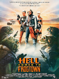 Poster - Hell Comes to Frogtown (1988)