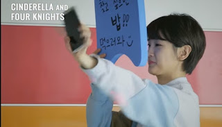 Sinopsis Drama Korea Terbaru : Cinderella and Four Knights Episode 4 (2016)