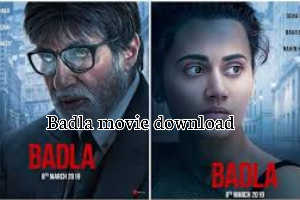 Badla-movie-download