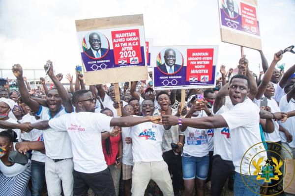 """""""Mahama Can't Be Trusted, He Is Inconsistent And Flip-Flops"""" – President Akufo-Addo"""
