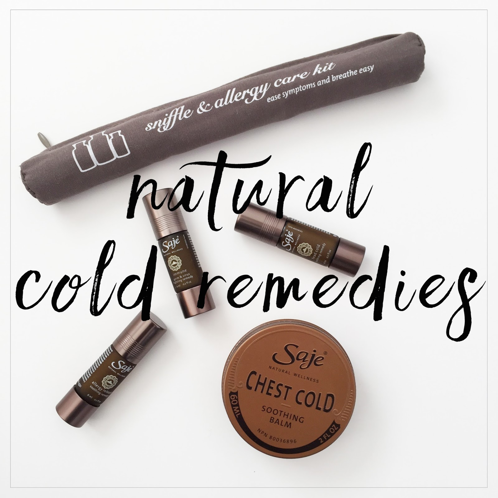 Health: Natural Cold Remedies