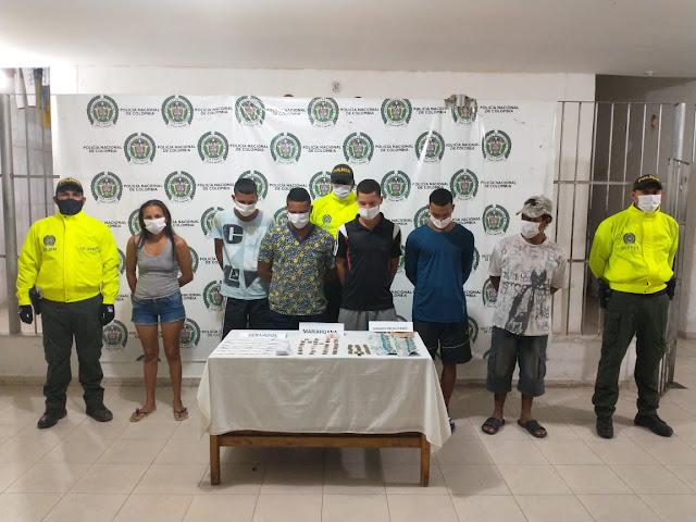hoyennoticia.com, Expendio de drogas 'Los hermanos' fue desmantelado en Pescaito
