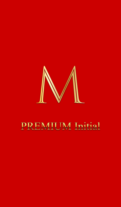 PREMIUM Initial M