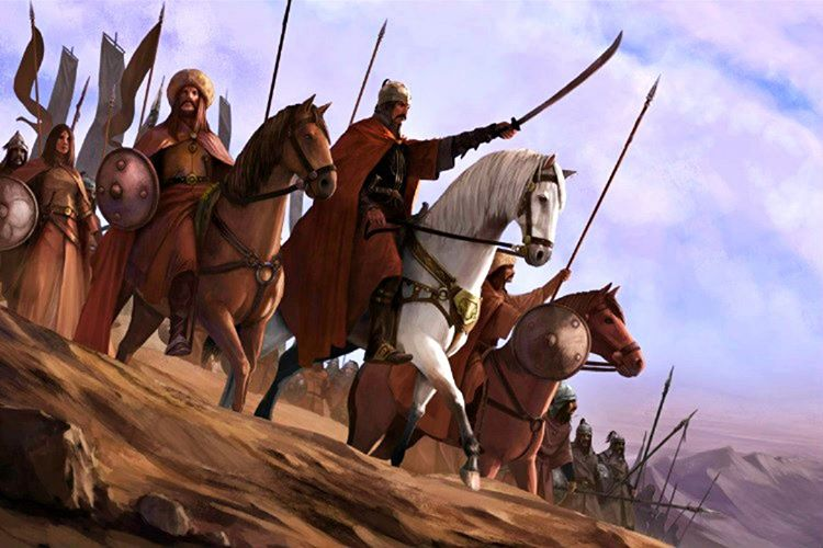 Celaleddin Harzemşah ve orduları Parvan'da Moğol ordusunun karşısına çıktı.