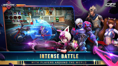 ShellFire MOBA FPS MOD APK for Android