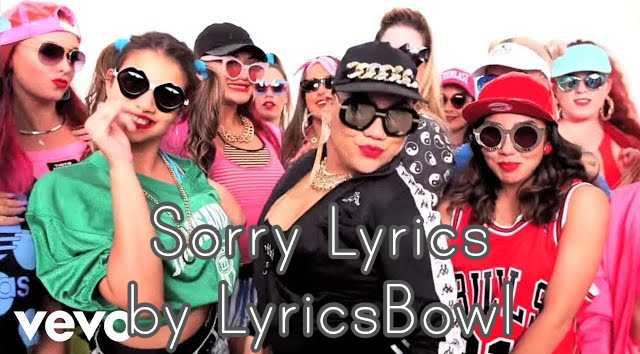 Sorry Lyrics by Justin Bieber | LyricsBowl