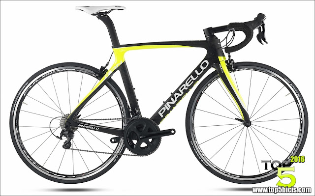 Pinarello Gan S, la alternativa al F8