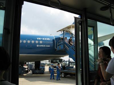 ハノイ ノイバイ空港