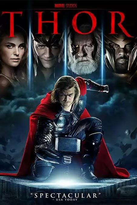Thor 1 (2011) Movie 480p 720p [Hindi English]