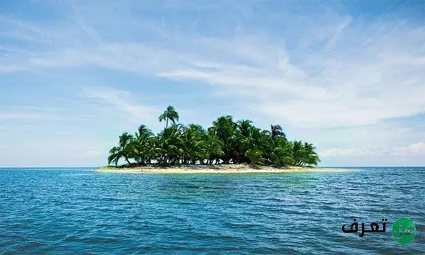 اجمل جزر العالم