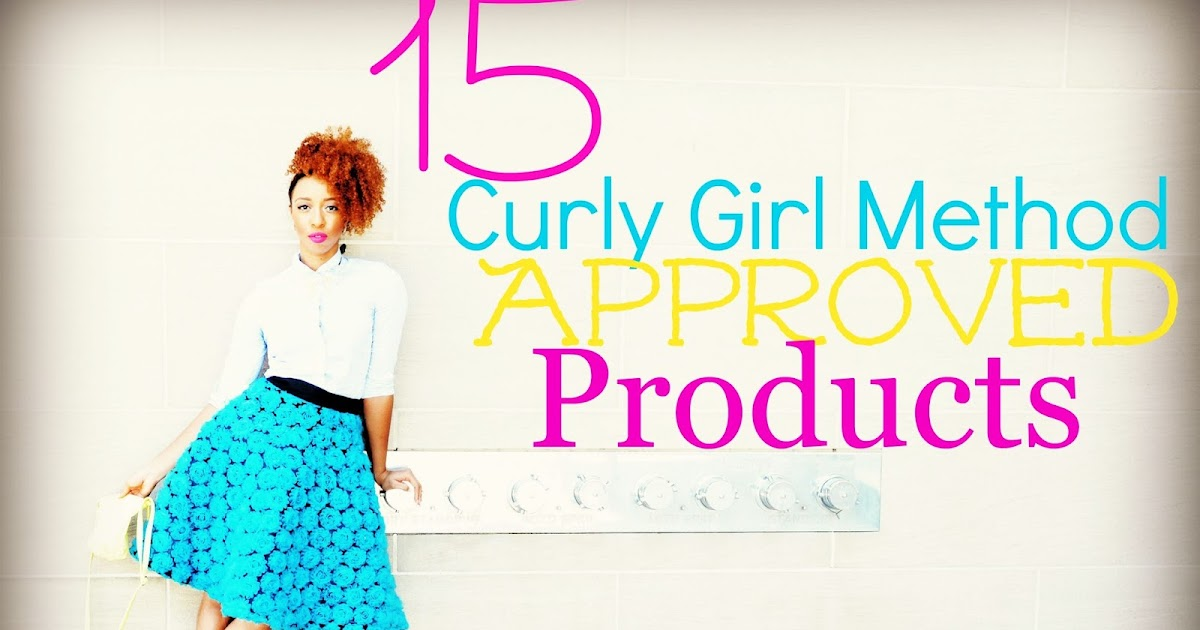 Marvelous 15 Curly Girl Method Approved Products Seriously Natural Short Hairstyles Gunalazisus