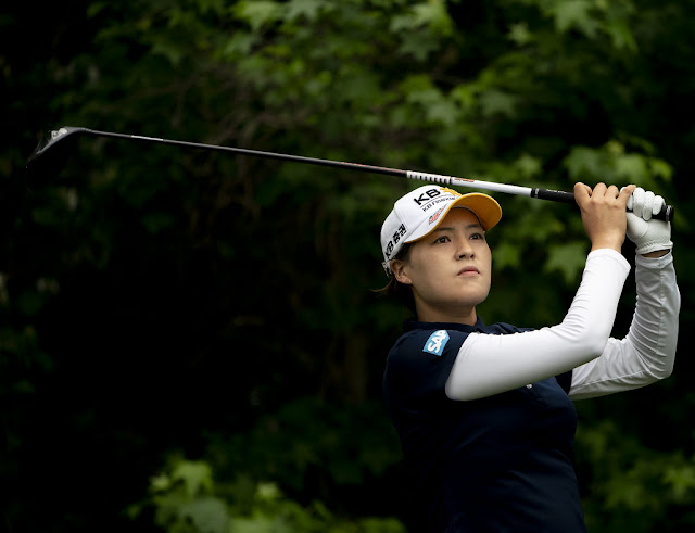 In Gee Chun is on the list of Evian Championship winners