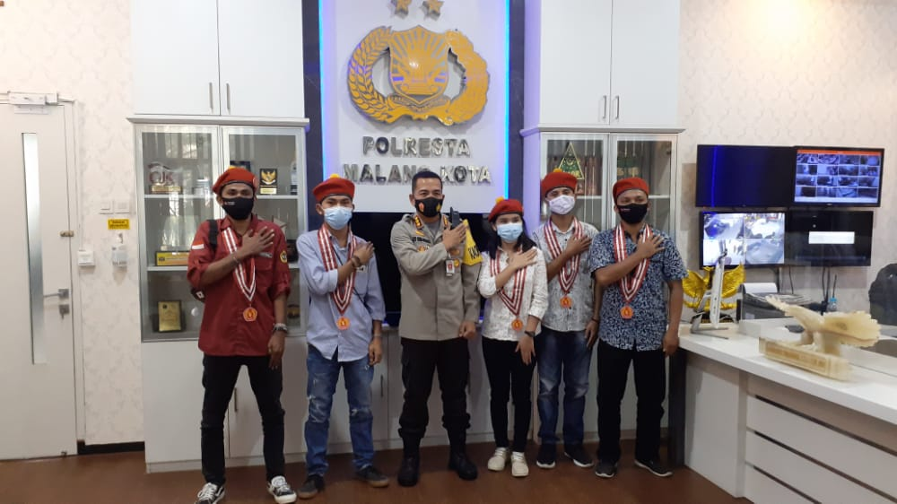Kecam Aksi Teroris di Makassar, PMKRI Malang Desak Polri Usut Pelaku Intelektual