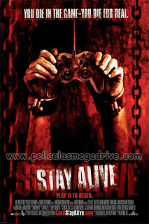 Stay Alive (2006) [Latino-Ingles] [Hazroah]