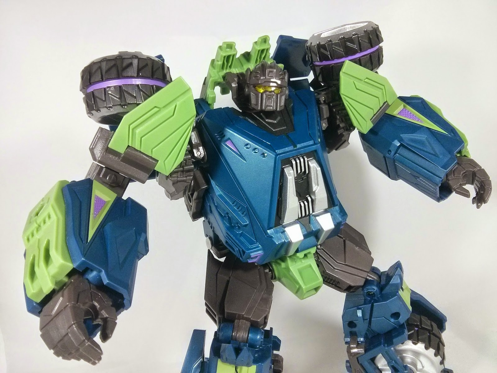 microblaze military titans onslaught fall of cybertron head