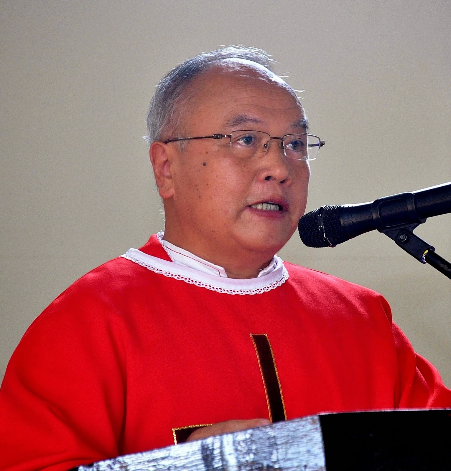Bishop of the Diocese of Sandakan