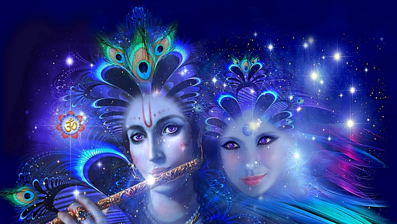 to radha krishna wallpapers - photo #13