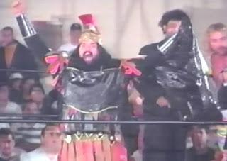 ECW Ultra Clash 1993 - Wildman Sal Bellomo