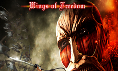 Download Game Attack on Titan: Wings of Freedom For PC