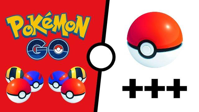 Como obter mais Pokébolas no Pokémon Go (2021)