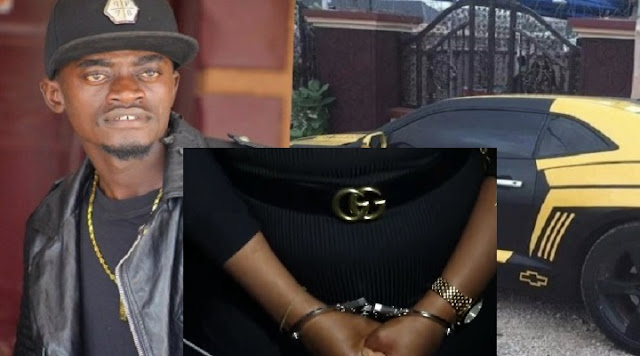 How Abeiku Santana connived with Kwadwo Nkansah Lilwin to arrest a blogger